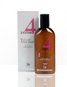 SYSTEM 4 Oil Cure Mask